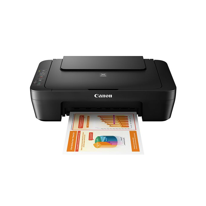 CANON PIXMA PRINTER  3-IN-1 PRINT-COPY-SCAN MG2540S